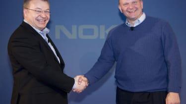 Nokia and Microsoft partnership