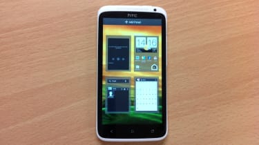 HTC One X - homescreens