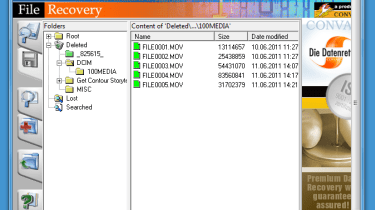 Step 6: Sort through the potentially recoverable files