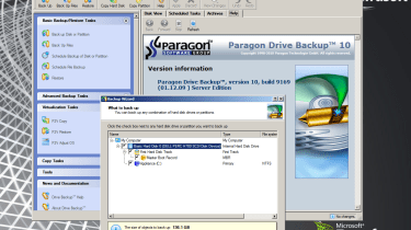 The price includes Paragon's Drive Backup 10 Server Edition which has plenty of valuable backup and recovery tools.