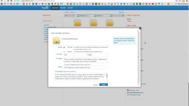 TappIn - File sharing
