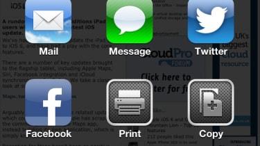 Apple iPhone 5 - Reading List