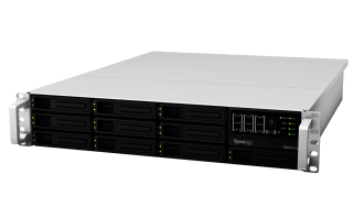 The Synology RS3411xs.