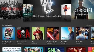 Apple iOS 6 - iTunes interface