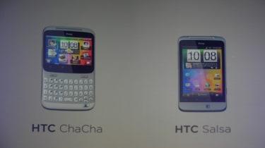 HTC Facebook phones