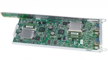 One of the X7SPT-DF-D525 motherboards used in the Green Power 2200-T