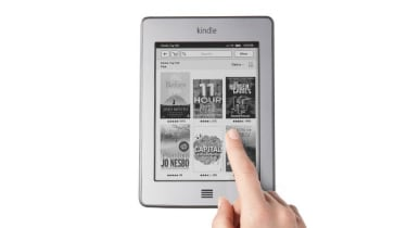 Amazon Kindle Touch - Navigation