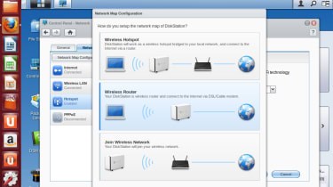 Synology DS213air - Network