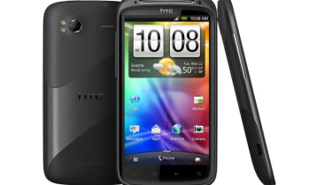 The HTC Sensation