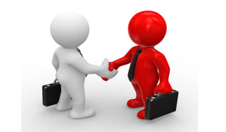 biz handshake