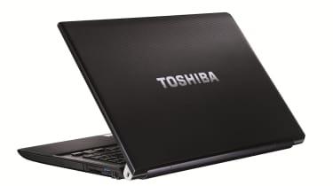 Toshiba Tecra - Back