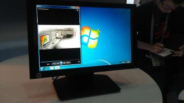 HP t410 All-in-One - Virtual desktop