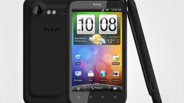 The HTC Incredible S