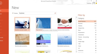 PowerPoint 2013 - Templates