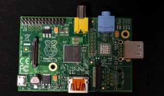The Raspberry Pi Model A