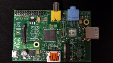 The Raspberry Pi Model A