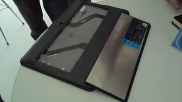 Dell Latitude 10 - Removable battery