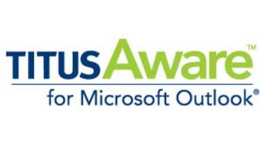 TITUS Aware logo