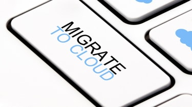 Migrate to cloud button on keyboard