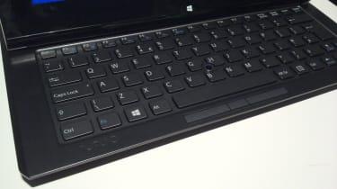 Sony Vaio Duo 11 - Keyboard