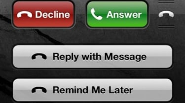 Apple iPhone 5 - Text back