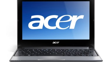 The Acer Aspire One AOD255-N55DQws Android netbook