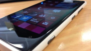 Nokia Lumia 920 - Viewing angles