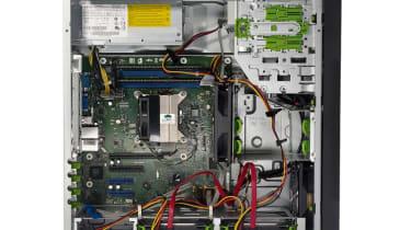 Fujitsu Primergy TX100 - Open