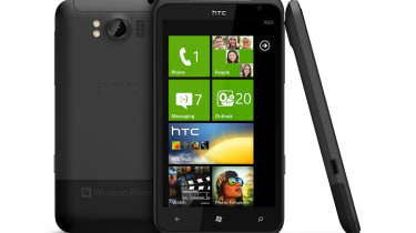 The HTC Titan