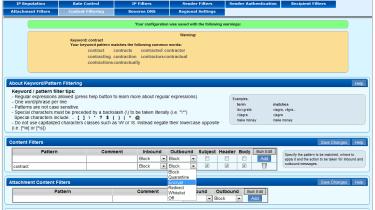 Barracuda Networks Spam and Virus Firewall 900