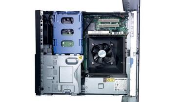 Lenovo ThinkStation E31 - Open