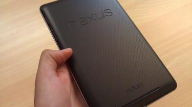 Google Nexus 7 - Back