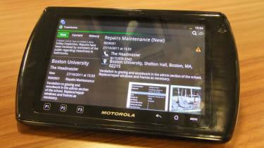 The Motorola ET1