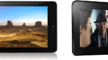 Amazon Kindle Fire HD - Display