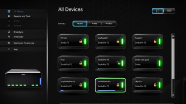 The Drobo Management Dashboard