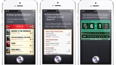 Apple iPhone 5 - Siri improvements