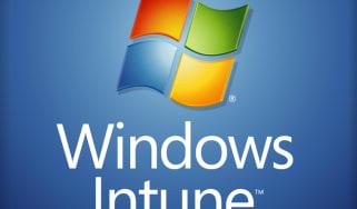 The Windows Intune logo