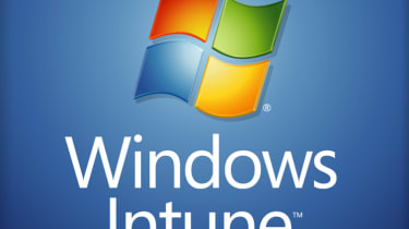 The Windows Intune logo