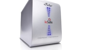 IoSafe Solo front