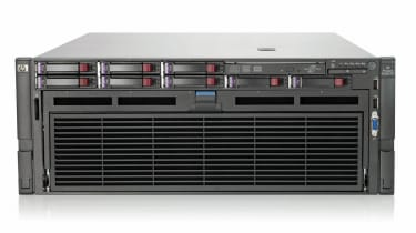 The HP ProLiant DL580 G7