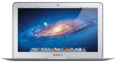 The 11 inch MacBook Air
