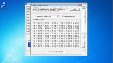 Step 2: Generate a Keyfile