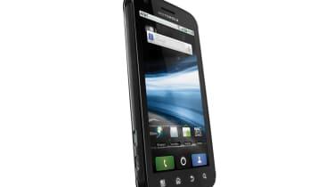 The Motorola Atrix Android 2.2 smartphone
