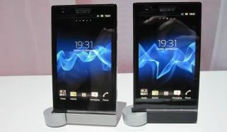 Sony Ericsson handsets