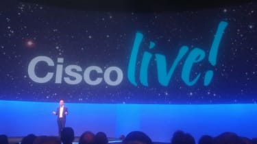 Cisco live stage