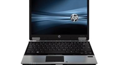 The HP EliteBook 2540p