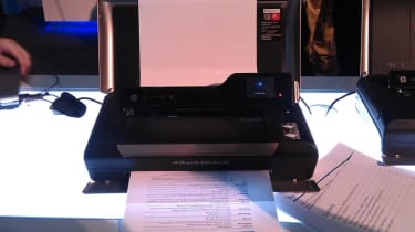 HP Officejet 150 All-in-One - Front