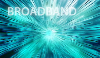 Broadband speeds