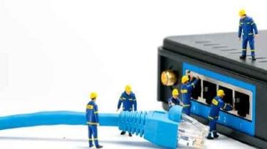 Broadband resize