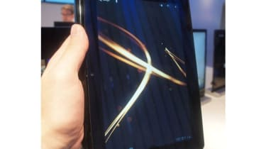 The Sony Tablet S